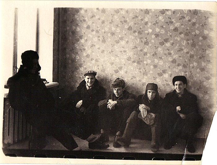 москва 1960ые