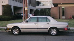 1988 BMW 528e (smaginnis11565) Tags: bmw germancar 5series bimmer 528e sportsedan