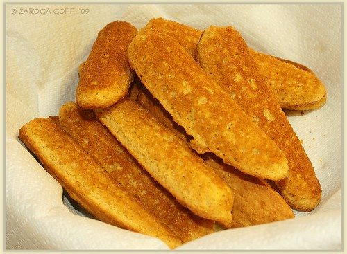 Corn Meal Sticks