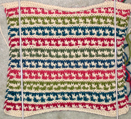 Afghan swap - Square #12