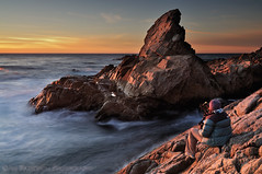 Contemplating Sunset - Garrapata, Big Sur, California (Jim Patterson Photography) Tags: ocean california sunset seascape landscape photographer bigsur highway1 montereycounty garrapatastatepark carmelhighlands landscapephotography nikkor1224mm supershot oceanscape ultimateshot nikond300 beneathblueseas beneathblueseascom jimpattersonphotography jimpattersonphotographycom seatosummitworkshops seatosummitworkshopscom