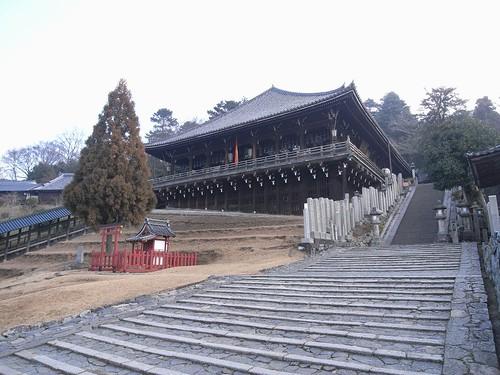 早朝の東大寺(二月堂編)-09