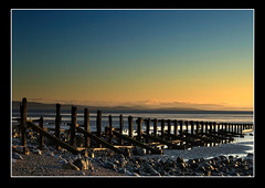 Long Division (martinmillar6) Tags: cumbria ulverston breakwater irishsea morecambebay aldingham