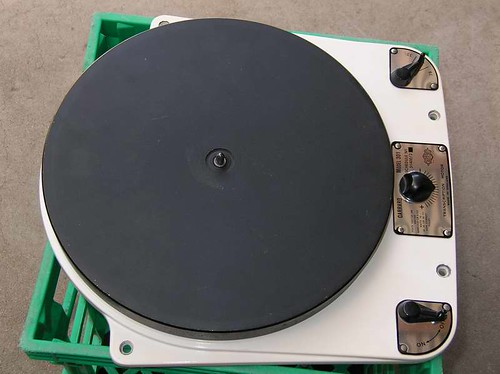 Garrard 301 Turntable. Garrard 301 Idler Turntables