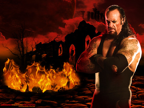 wallpapers wwe. WWE Undertaker Wallpaper