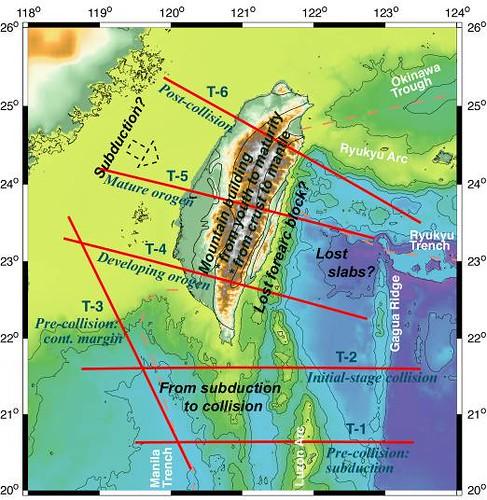 美國海底實驗震爆圖