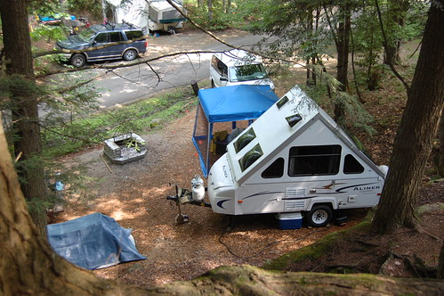 Moffitt Beach State Campground · Speculator