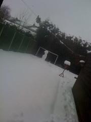 Her head fell off..! (NeilStephenson) Tags: snow snowman neil stephenson neilstephenson snowbabe