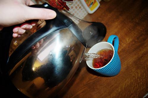 Ar mhaith leat tea?