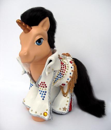 My little pony Elvis Presley