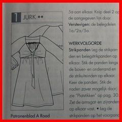 schwarzBordreKnip (petozi) Tags: pattern handmade sew tunic nhen knipmode tunika petozi
