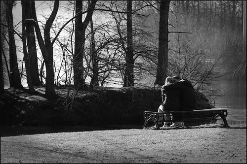 """Résultat de recherche d'images pour """"photo amoureux sur un banc"""""""