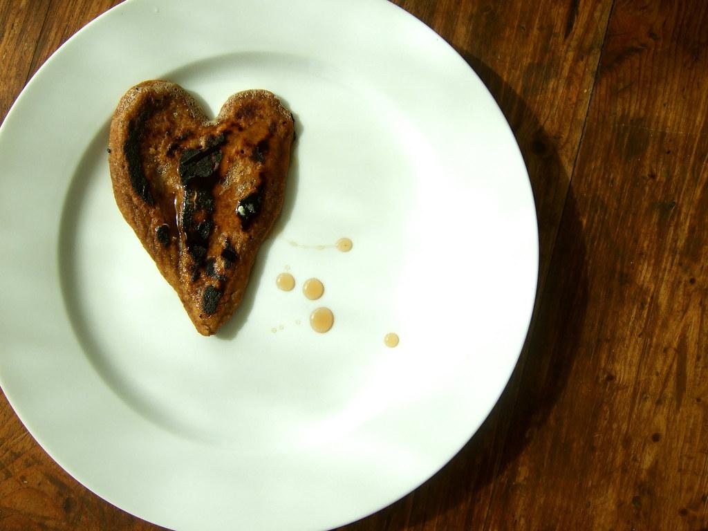ben loves me pancakes