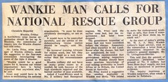 Call for national rescue group after Wankie mining disaster, Rhodesia, 1972 (rustyproof) Tags: rescue june price mine explosion mining safety disaster leslie zimbabwe salisbury coal 1972 commission chronicle inquiry colliery harare hwange leslieprice bulawayo rhodesia wankie 6june june6 june lesprice commissionofinquiry livingstoneblevins maamay