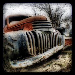 salvage yard duaflex 1 (bob merco) Tags: photoshop junk grunge manipulation salvage duaflex ttv throughtheviewfinder supermerc81 bobmerco graphicmaster lonesomelizardfilms bobmercogliano