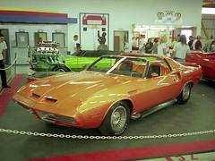 1970 Dodge Diamante Concept Car (splattergraphics) Tags: dodge 1970 mopar carlisle challenger carshow conceptcar diamante ebody carlisleallchryslernationals