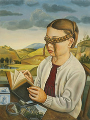 RBH.BraidedVision.72dpi ({studiobeerhorst}-bbmarie) Tags: illustration portraits hair children surrealism poetic vision learning braids oilpainting visionary