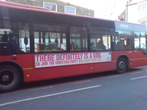 Theist Bus