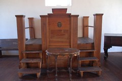 Old Stone Church Pulpit