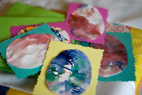 egg cards