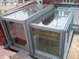 KPM10: Semi-Retractable Roof Access Enclosure