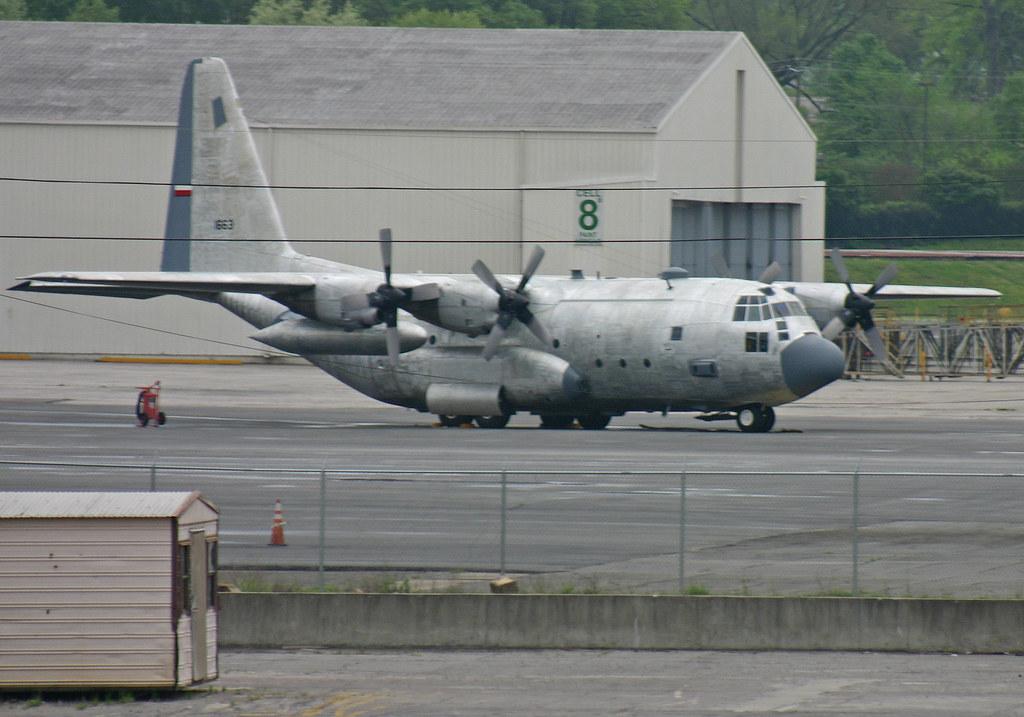 c-130 unpainted