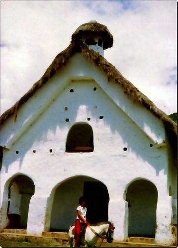 Iglesia de San Andrés de Pisimbalá Tierradentro Colombia