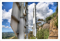h is for hardship, o is for overjoy (Kris Kros) Tags: california ca sign photoshop photography high nikon dynamic landmark icon hollywood kris range hdr kkg d300 cs4 photomatix kros kriskros 5xp kkgallery