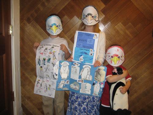 Penguin Lapbook