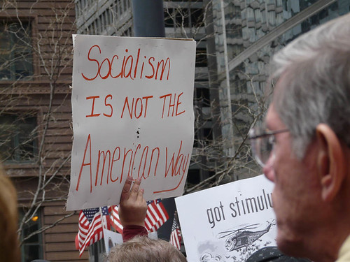 Socialism is Not the American Way