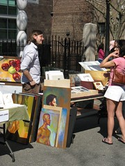 RISD Student Art Sale 1