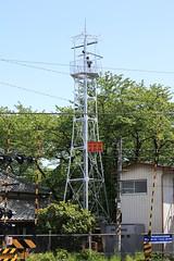 的場下組の火の見櫓(川越市)
