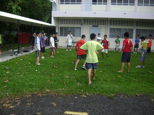 Kicking Football Behind Workshop