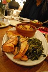 food fish cheese greek restaurant prawns melbourne pasta squid taverna grilled chicory thalassa horta orzo lygonstreet endive oceantrout pite brunswickeast hellenicrepublic tiropita georgecalombaris magirefta yiouvetsi
