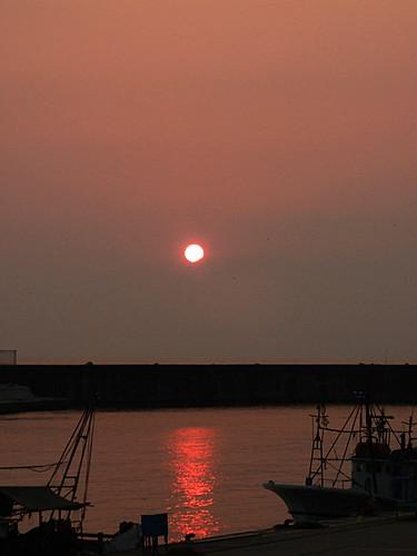 笹川流れ夕暮れクルーズ~2009/04/29(日)