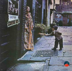 The Doors -- Strange Days (1967) (album cover, backside)