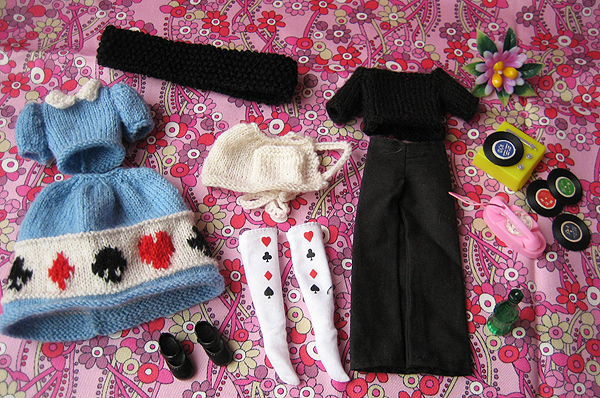 outfit & accessories