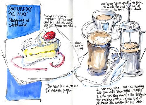 090502 Chatswood Morning Tea