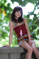 果子 (Funstyle) Tags: portrait cute girl model taiwan 85mm 外拍 d90 mikako 果子