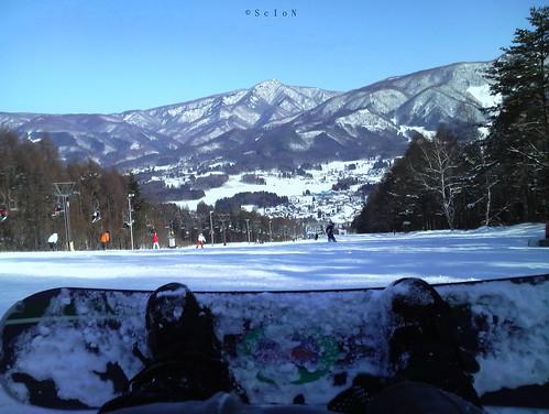 [SnowBoarding 2009] Rest
