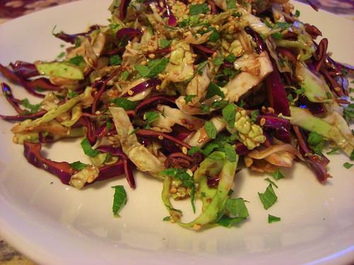 4 Cabbage Salad