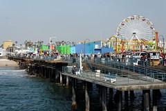 Santa Monica Pier (jver64) Tags: california usa santamonica santamonicapier