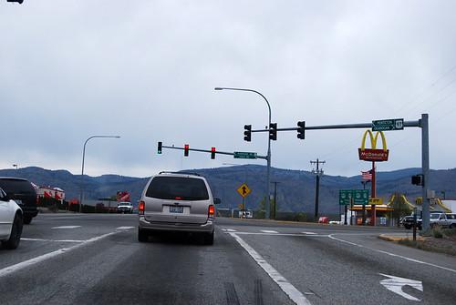 SR 20 @ SR 215 north terminus