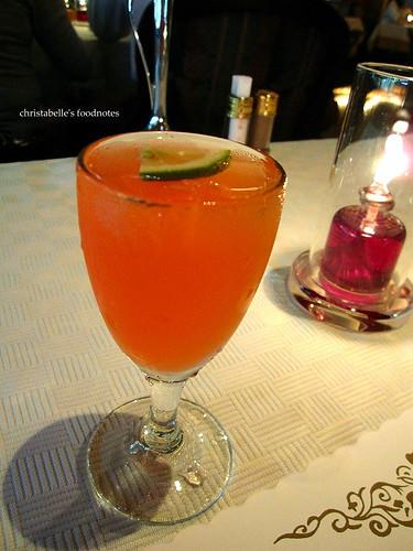 特香齋水果雞尾酒