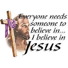 believe in Jesus Christ by Peace42k10.