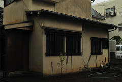 _7 (nakimusi) Tags: house rain japan tokyo alley downtown may nostalgia rainy    showa    childrensday     toshima    zoushigaya