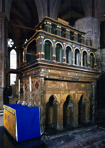 shrine of Edward the Confessor