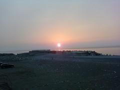 夕日sunset