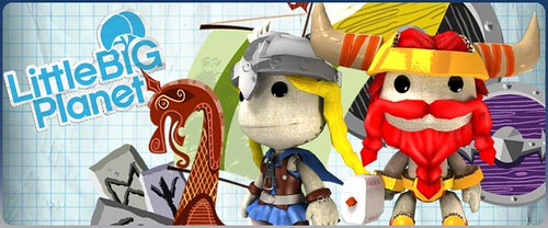 LittleBigPlanet Add-On Norse Mythology banner