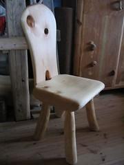 Wood Chairs (16)